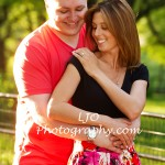 LJO Photography-engagement-central-park-1278 b logo