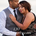 LJO Photography-Venetian Shores  -engagement-Davis Park beach-6141 b logo