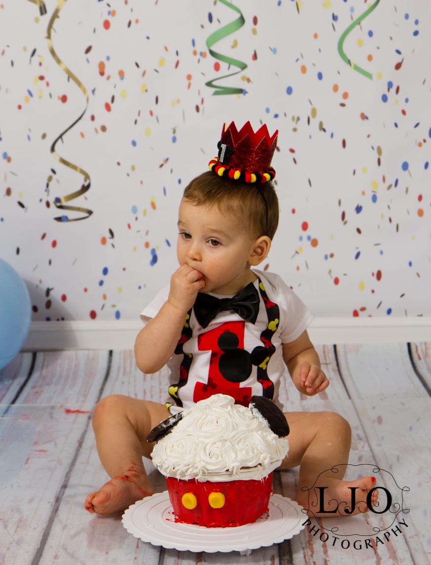 St Cake Smash