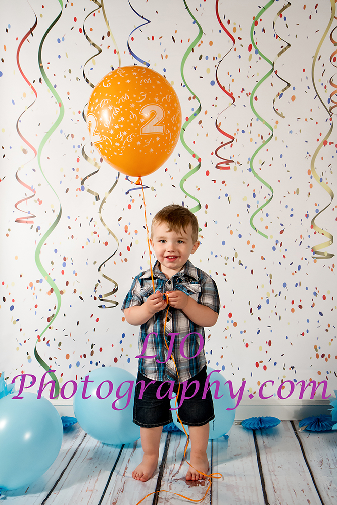 2 Year Old Birthday Photography Hauppauge
